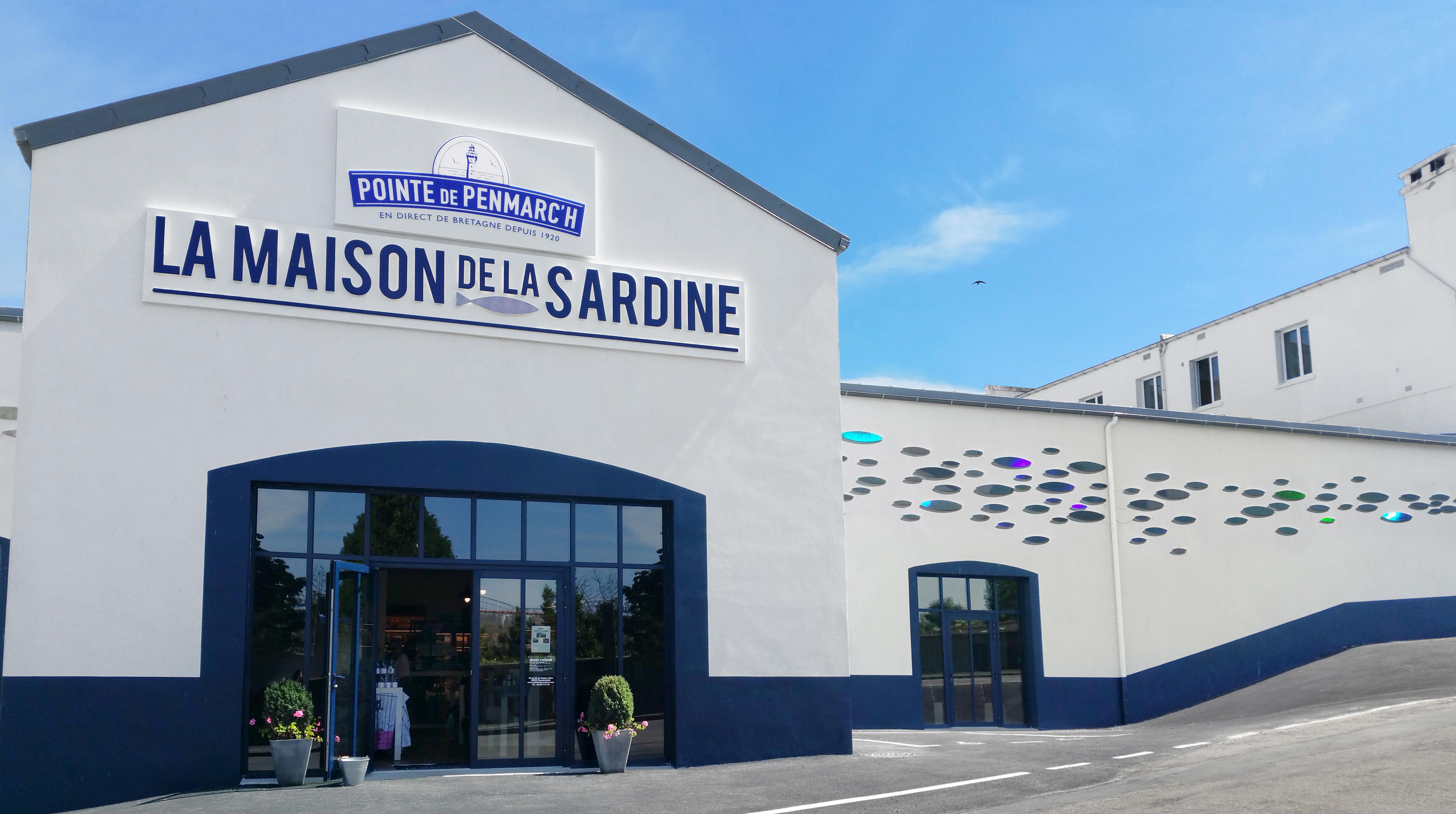 Maison de la sardine de Douarnenez